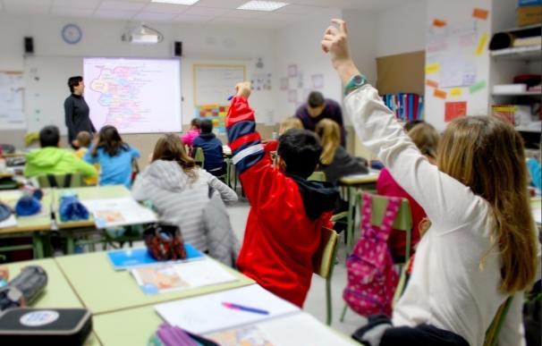 Un total de 1.915.810 alumnos comienzan este viernes el curso escolar, un 1,4% más que el año pasado