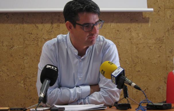"""Pedro García se postula como """"candidato de unidad"""" para repetir como coordinador provincial de IU"""