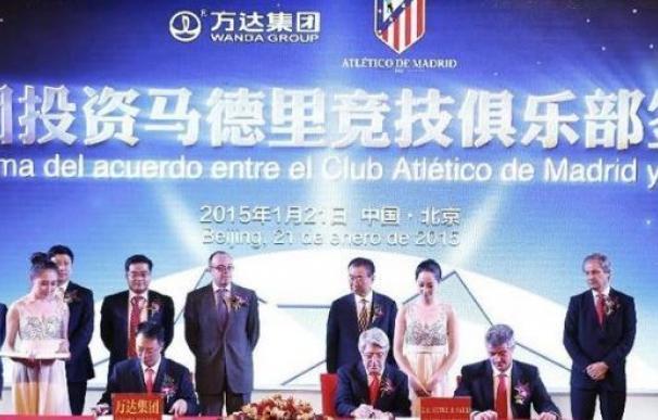 China limitará inversiones de sus empresas en clubes de fútbol extranjeros
