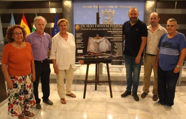 El IX Festival de Teatro Grecolatino de Almuñécar arranca el miércoles junto al acueducto y las termas