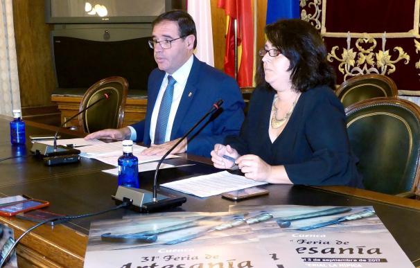 La Feria de Artesanía de Cuenca reunirá a partir del jueves a 86 expositores procedentes de 29 ciudades