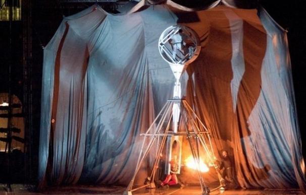 La Fura dels Baus vuelve a deslumbrar en otoño en Les Arts con 'El amor brujo' y su tributo a Manuel de Falla