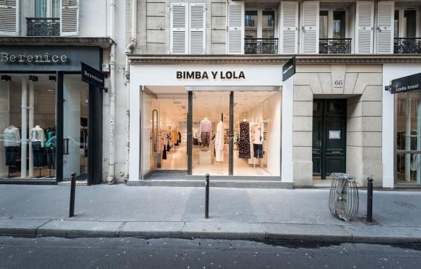 Bimba y Lola crece en Francia con tres córners de la mano de los grandes almacenes Printemps