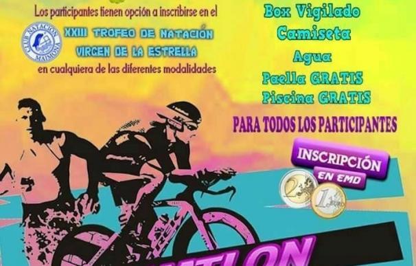 Los Santos de Maimona (Badajoz) celebra el próximo sábado la V edición de Duatlón con 21 kilómetros de recorrido