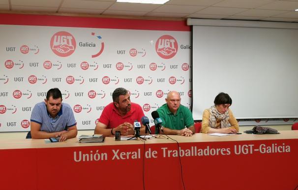 Unións Agrarias eleva a 14,5 millones de euros los daños del granizo en viñedos y pide soluciones a la Xunta