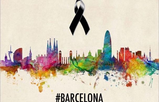 El mundo de la cultura condena el atentado de Barcelona y muestra su amor por la ciudad catalana