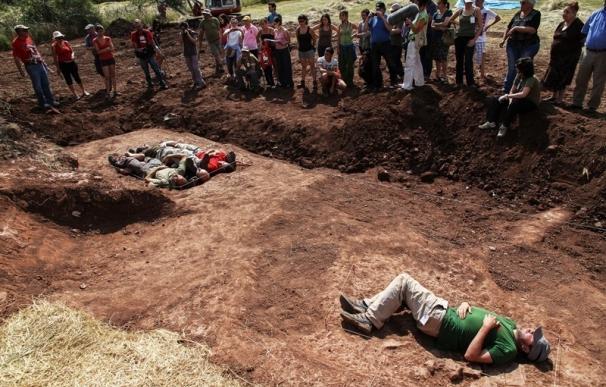 Recuerdo y Dignidad lanza una campaña para exhumar a siete personas asesinadas en la Guerra Civil en Soria