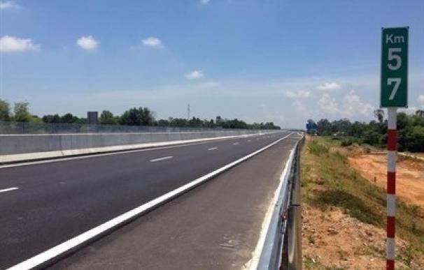 OHL culmina la autopista con la que entró en Vietnam, un proyecto de 64 millones