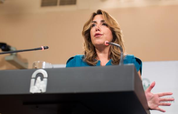 """Díaz acusa a PP-A de """"utilizar"""" el dolor de la familia de la fallecida en el hospital de Valme de manera """"ruin"""""""