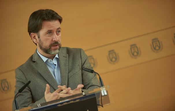 """Alonso dice que Morales miente con la depuración de aguas en Gran Canaria y lamenta que rescate el """"pleito insular"""""""