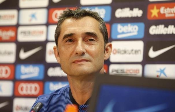 """Valverde: """"Es vital sumar los tres puntos antes del parón"""""""
