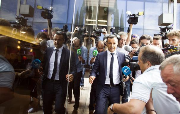 La Fiscalía pide que se cite como investigado a Jorge Mendes tras la declaración de Cristiano Ronaldo