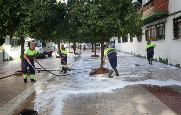 El Ayuntamiento de Marbella pone en marcha un plan de choque en materia de limpieza