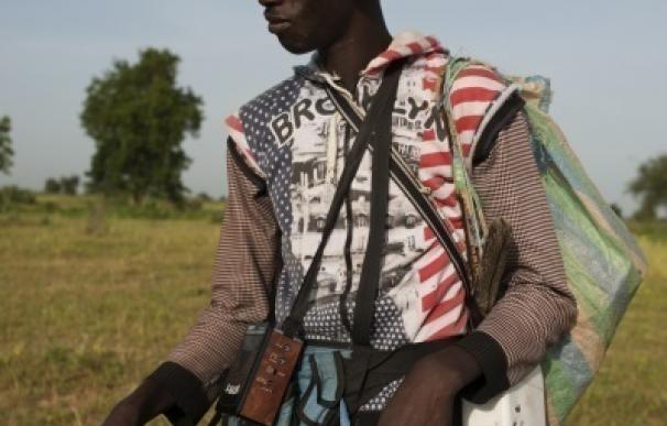 """La fotoperiodista Judith Prat expone en Vitoria imágenes del """"terror"""" causado por Boko Haram en Nigeria"""