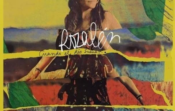 La cantante castellano-manchega Rozalén publicará en septiembre su tercer disco: Cuando el río suena...