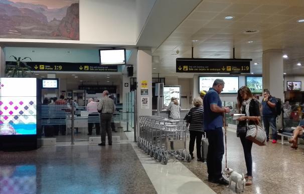 CCOO,UGT y USO en Aena registran el miércoles la convocatoria de 25 días de huelga a partir del 15 de septiembre