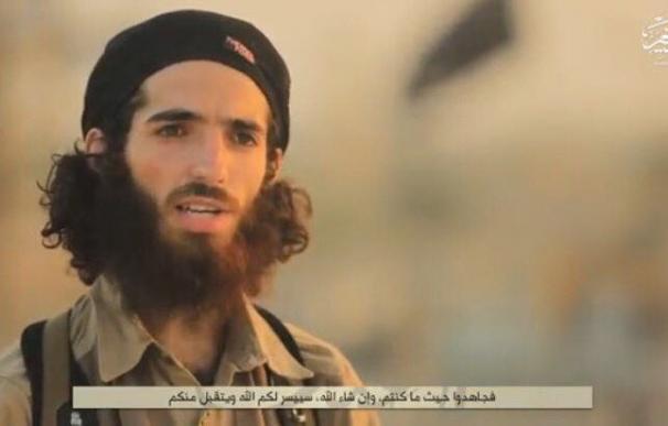 Ahram Pérez, el yihadista cordobés que amenaza a España en el último vídeo de Daesh