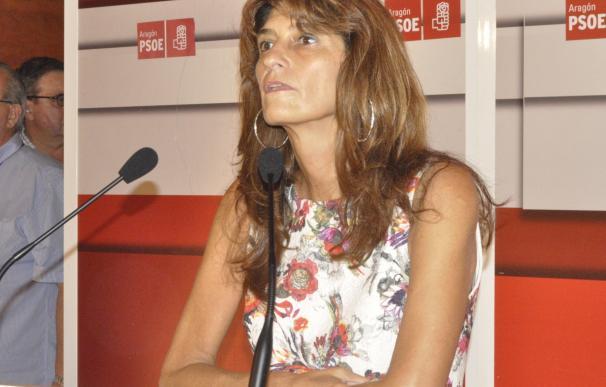 """Carmen Dueso dice que Pedro Sánchez prefiere """"una candidatura a otra"""" y que la bicefalia """"no es nueva"""" en el PSOE"""