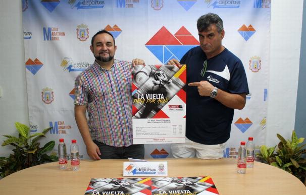 Motril se prepara la llegada este jueves de la Vuelta Ciclista a España