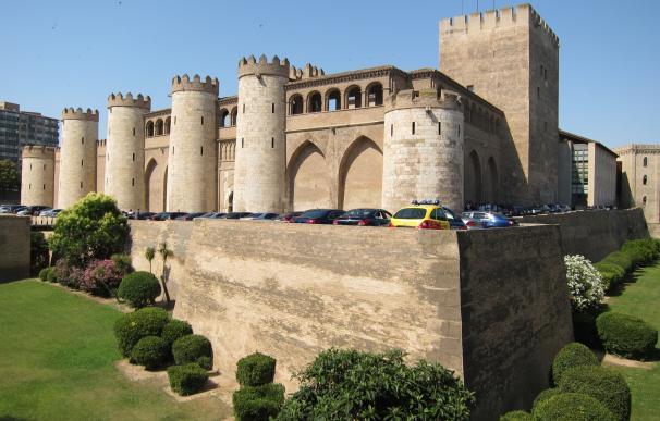 El presidente del Gobierno de Aragón abre la sesión plenaria este miércoles