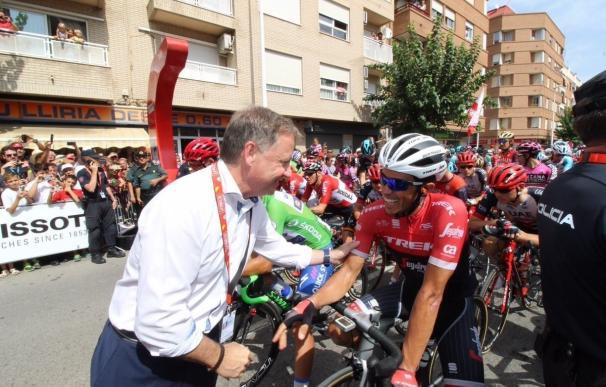 La Generalitat pone en valor el retorno económico de la Vuelta
