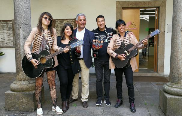 The Funkles versionará a Los Beatles en gallego en un festival de bandas tributo del 25 al 28 de agosto en Liverpool