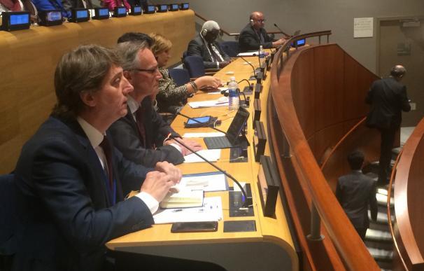 La FEMP ofrece en la ONU su apoyo al cumplimiento de los Objetivos de Desarrollo Sostenible