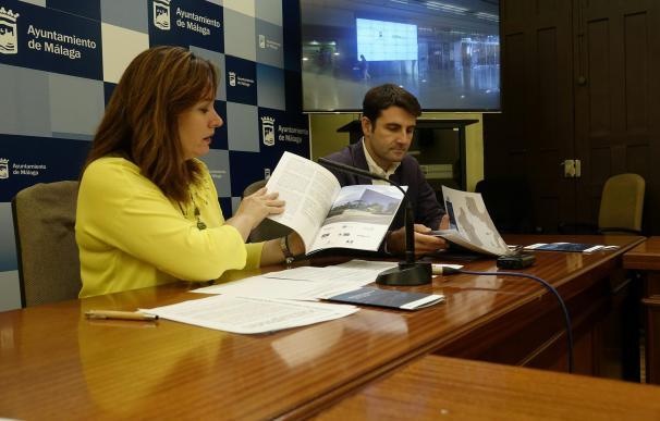 Málaga se promociona como ciudad para invertir entre los millones de viajeros que espera el aeropuerto