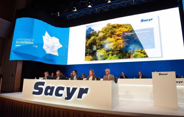 Sacyr reúne mañana a su consejo pendiente de su reestructuración