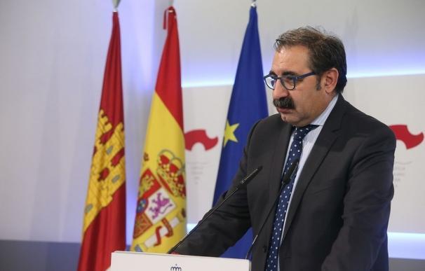 """Fernández Sanz dice que 240 personas trabajan en las obras del nuevo hospital de Toledo que """"va en plazo"""""""