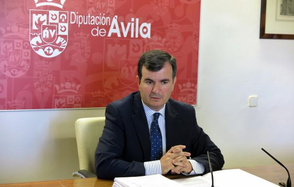 La Diputación de Ávila abastece de agua a 30 municipios por sequía o problemas de acuíferos