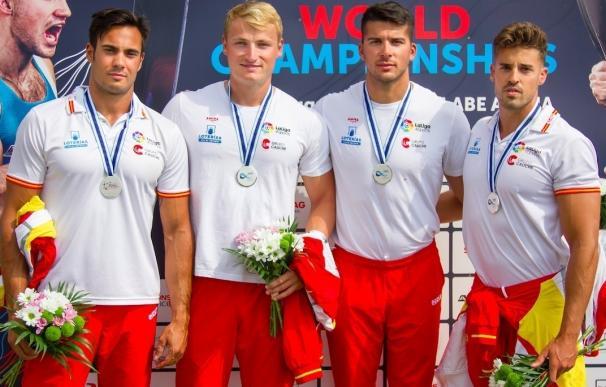"""España regresa del Mundial de piragüismo con 3 medallas y """"más olímpica que nunca"""""""