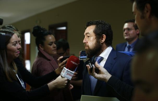 Cs pregunta en el Congreso por la falta de seguridad interior en la cárcel de Palma