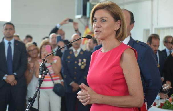España asume el mando de la operación militar de la UE Sophia contra el tráfico ilícito de personas en el Mediterráneo