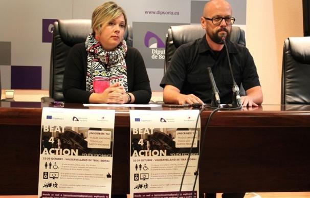 Jóvenes de Soria, Chipre y Austria participarán en un intercambio en torno a emprendimiento, inglés y música