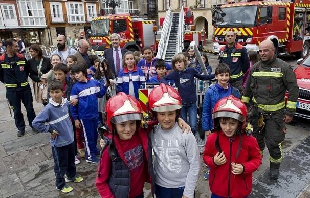 La ampliación del parque de emergencias de Reinosa sale a licitación por 510.000 euros