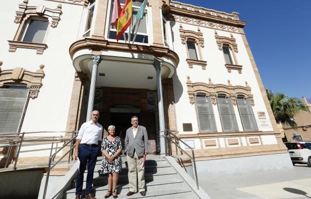 """Urbanismo prepara la """"suspensión temporal"""" de demoliciones en la zona de Nervión poblada de casas regionalistas"""