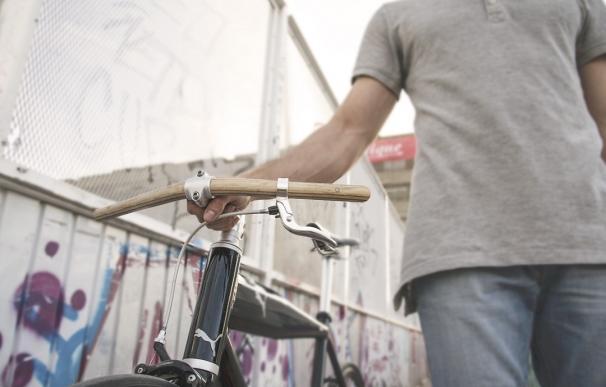 """Una startup valenciana crea un nuevo manillar de bicicleta urbana basado en """"la belleza de las matemáticas"""""""