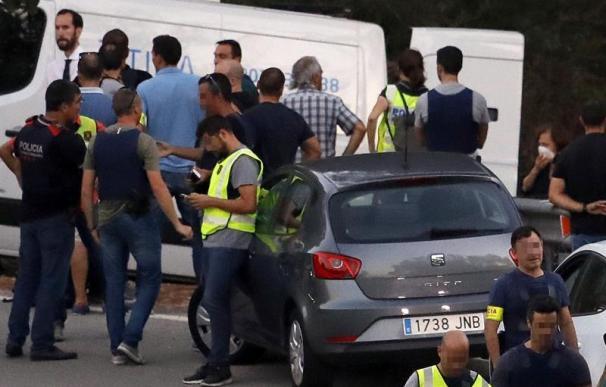 Los Mossos investigan si Younes Abouyaaquob obtuvo ayuda en su huida hasta Subirats