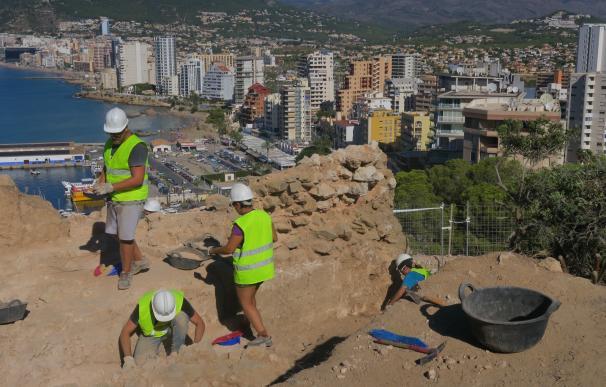Descubierta una gran torre defensiva en las excavaciones de la Pobla Medieval d'Ifac