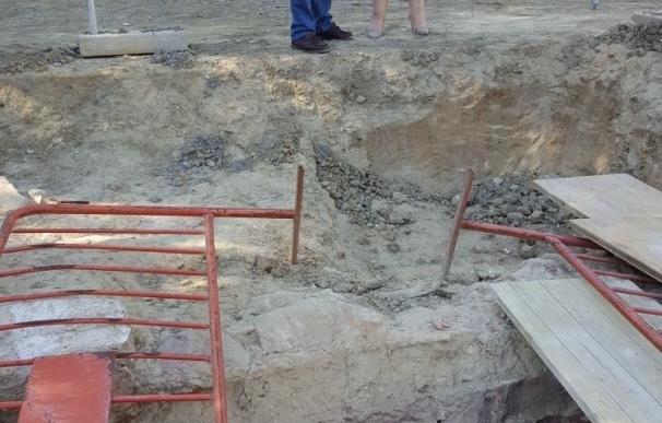 Bailén aspira a rehabilitar una noria medieval recientemente descubierta mediante el programa del 1,5% Cultural