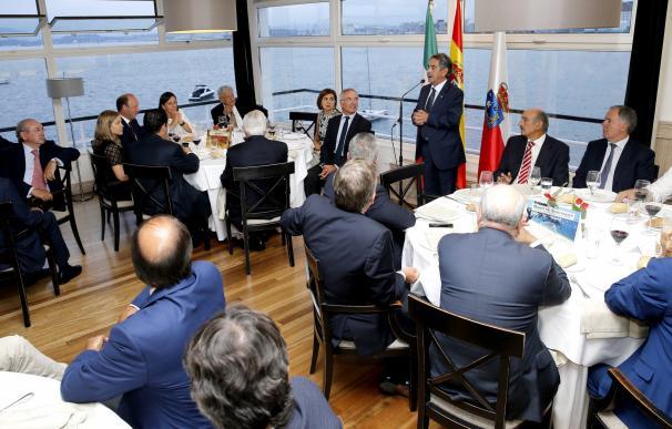 Revilla y López Obrador apuestan por reforzar los lazos fraternales entre Cantabria y México