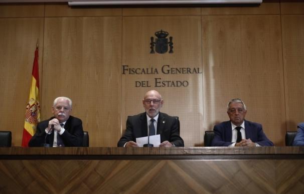 Fiscalía presenta en el TSJC las querellas contra Puigdemont y su Gobierno y miembros de la Mesa del Parlament