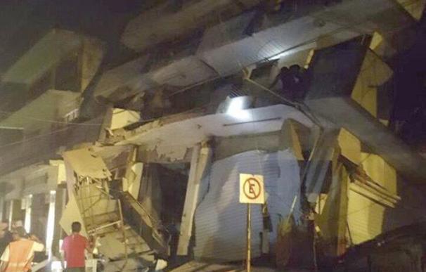 Un seísmo de 8,2 grados sacude México: alerta de tsunami y al menos 5 muertos