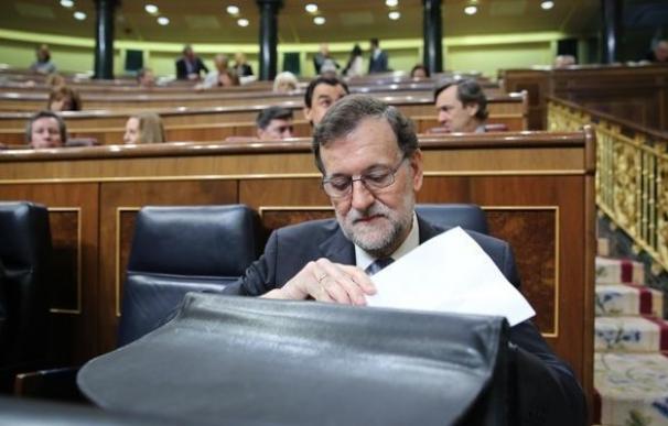 Rajoy solo tiene la opción del PNV tras el 1-O para aprobar los PGE y salvar la legislatura