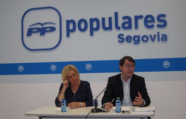 """Mañueco presenta al PP, en el inicio del curso político, como opción """"de estabilidad"""" frente a """"radicales y populistas"""""""