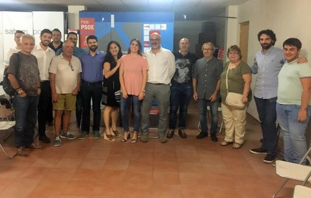 Los Socialistas de Binissalem eligen a Mariana Pons como nueva secretaria general