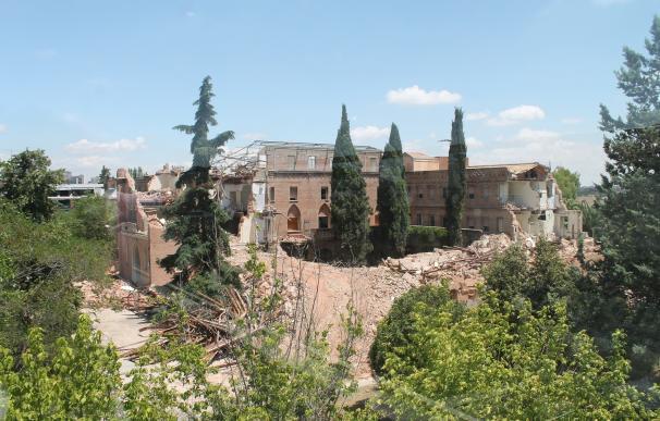 Ayuntamiento sanciona con 433.000€ a la entidad que tramitó la demolición del Convento de Damas Apostólicas
