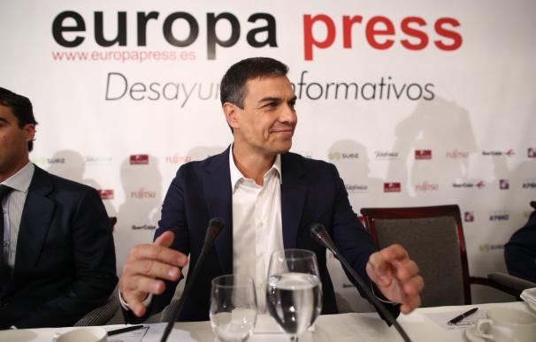 Pedro Sánchez propone un nuevo pacto de rentas para elevar el salario entre el 2,5 y el 3,5 en los próximos cuatro