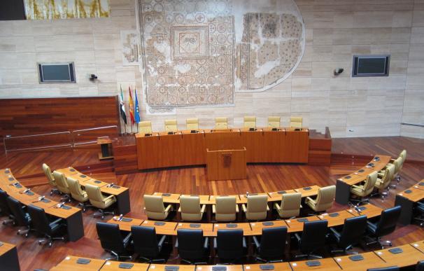 El acto institucional del Día de Extremadura se celebra este jueves en la Asamblea